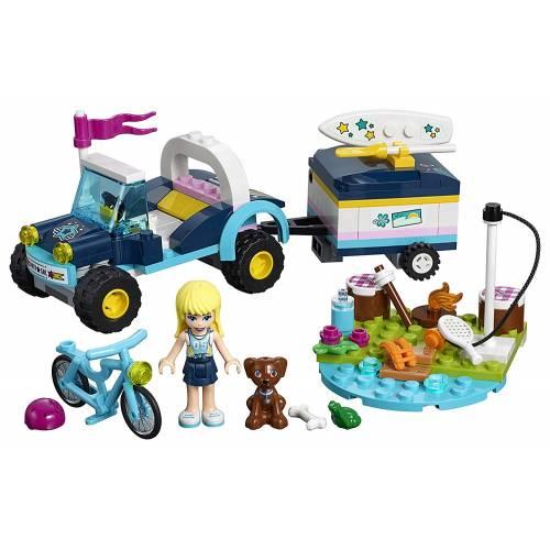 Lego 41364 Friends Stephanie's Buggy & Trailer