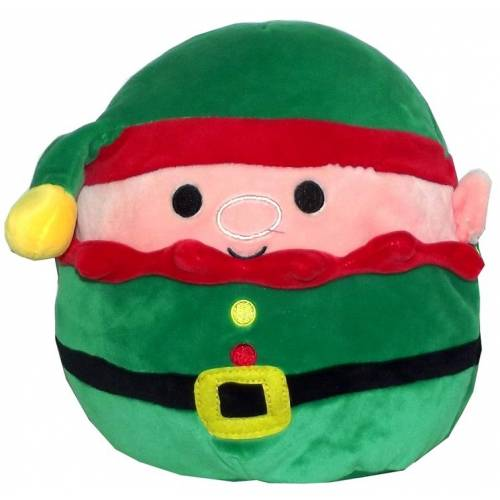 Squishmallows 7.5 Inch Christmas Plush - Elliot the Elf