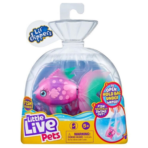 Little Live Pets Lil' Dippers - Jewelette