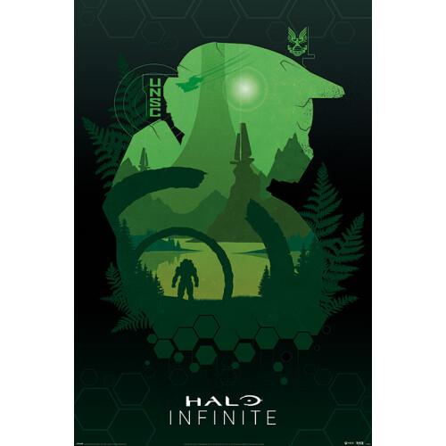 Maxi Posters - Halo Infinite (Lakeside)