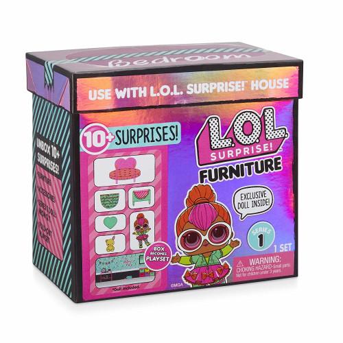 L.O.L. Surprise! Furniture - Bedroom