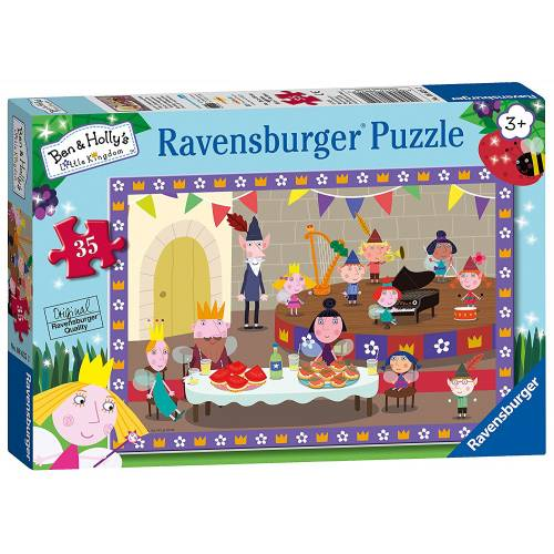 Ravensburger  35pc  Puzzle Ben & Holly