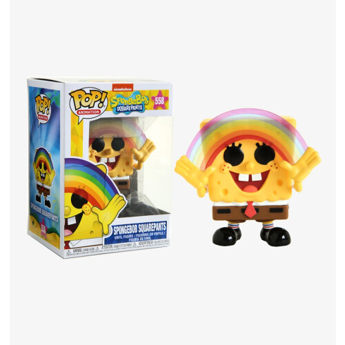 Funko Pop Vinyl - Spongebob Squarepants 558