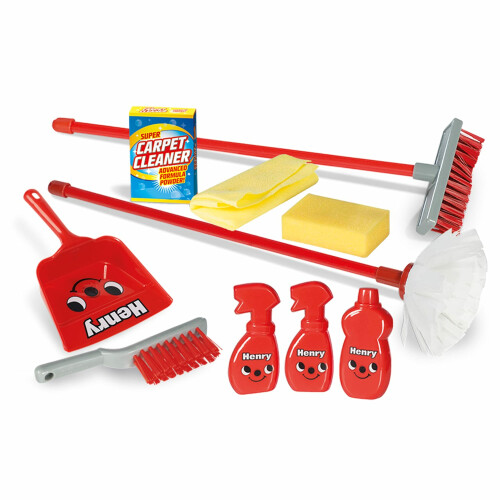 Casdon Henry Household Cleaning Set