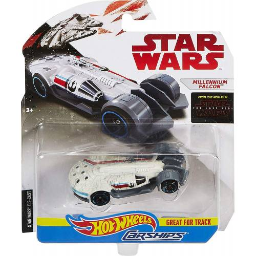 Hot Wheels Star Wars Millenium Falcon