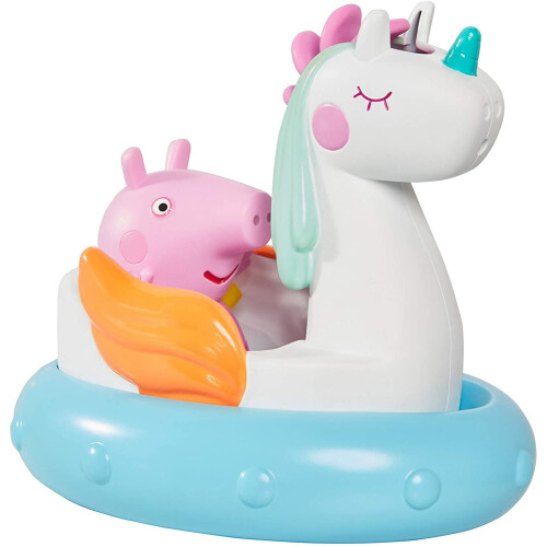 Tomy Toomies Peppa's Unicorn Bath Float