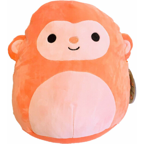 Squishmallows 7.5 Inch Plush - Elton the Monkey