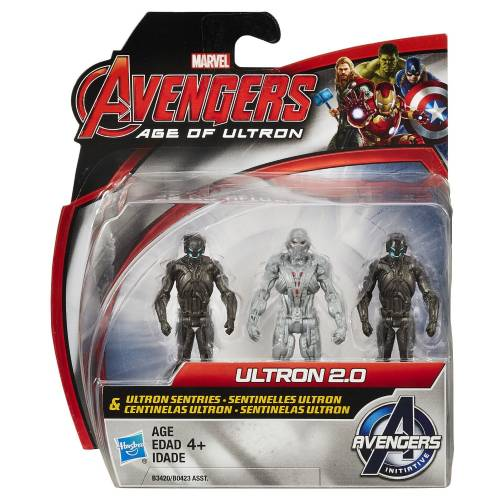 Marvel Avengers Age Of Ultron - Ultron 2.0 & Ultron Sentries