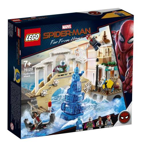 Lego 76129 Spider-Man Far From Home Hydro-Man Attack