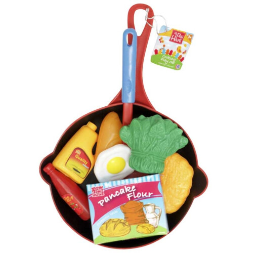 Cooking Play Set