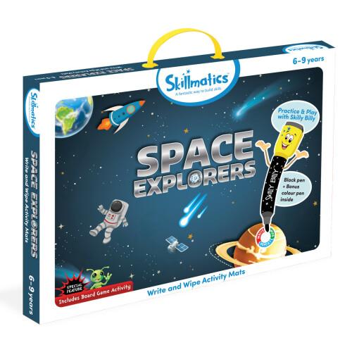 Skillmatics Activity Mats - Space Explorers