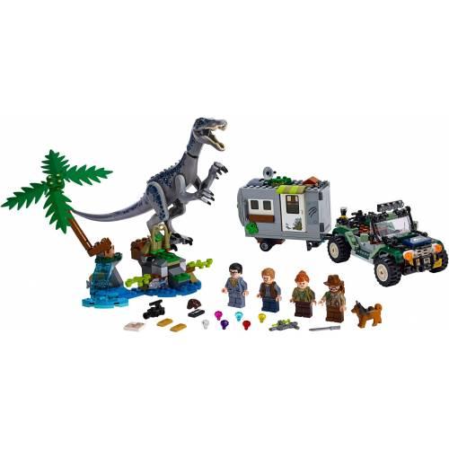 Lego 75935 Jurassic World Baryonyx Face-Off: The Treasure Hunt
