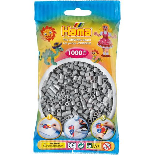 Hama Beads 207-17 Grey