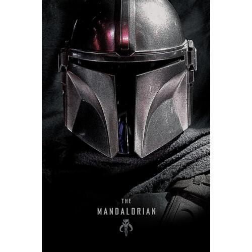 Maxi Posters - Star Wars: The Mandalorian (Dark)