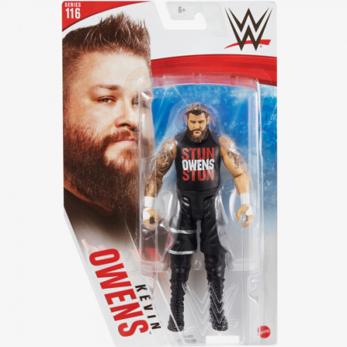 WWE Action Figure - Series #116 - Kevin Owens