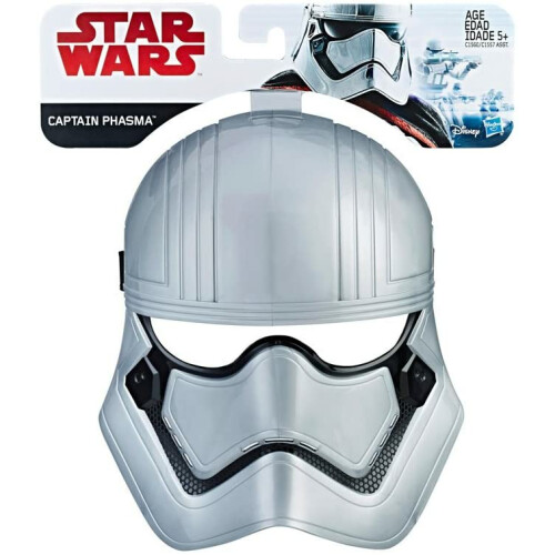 Star Wars Masks - Captain Phasma