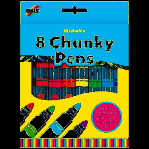 Galt 8 Chunky Pens