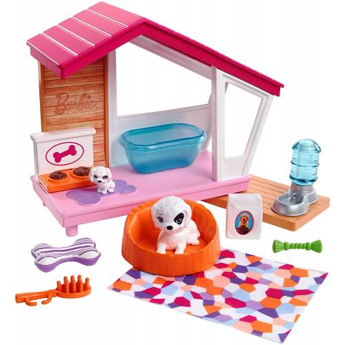 Barbie Accessory Pack - Dog House