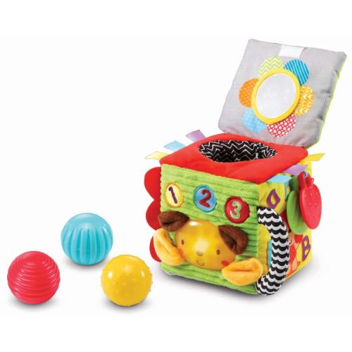 Vtech Little Friendlies Discovery Ball Cube