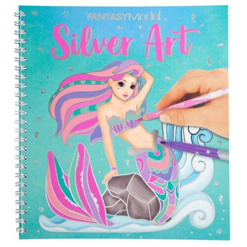 Depesche Fantasy Model Silver Art Book