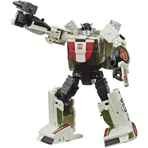 Transformers Earthrise War for Cybertron Trilogy - Wheeljack