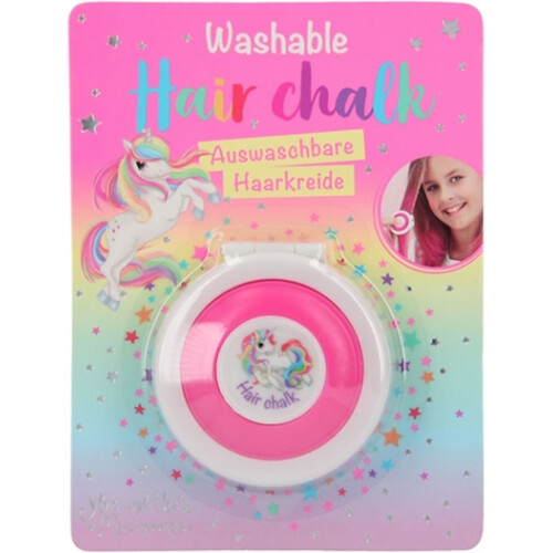 Depesche Ylvi & the Minimoomis Washable Hair Chalk - Pink