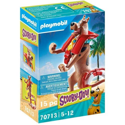 Playmobil 70713 Scooby-Doo-  Scooby-Doo Lifeguard