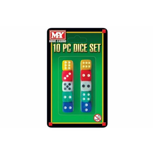 10pc Dice Set