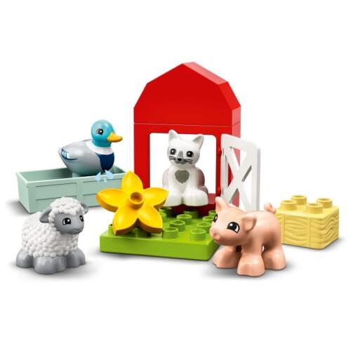 Lego 10949 Duplo Farm Animal Care