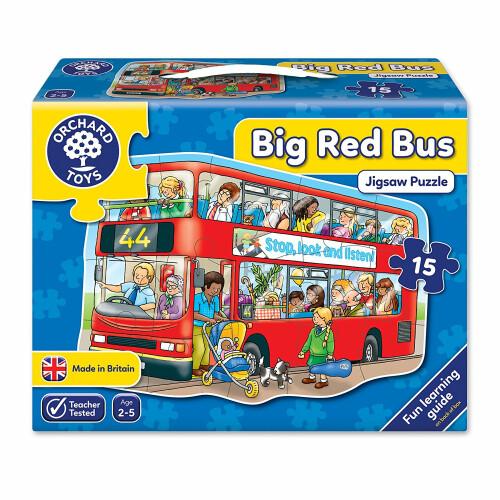Orchard Big Bus
