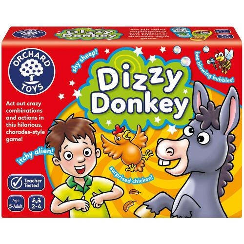 Orchard Dizzy Donkey