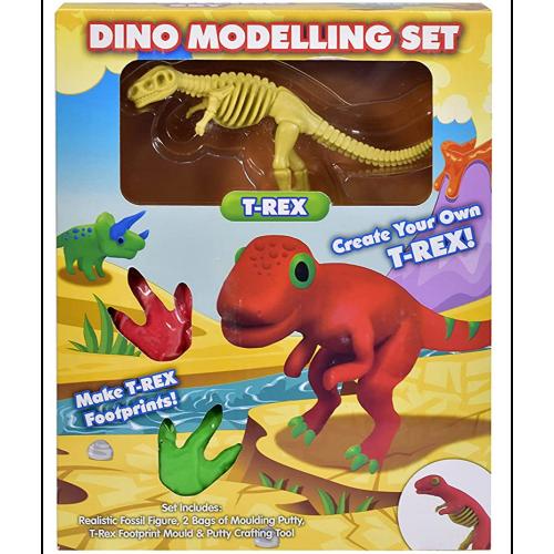 Dino Modelling Set - T-Rex