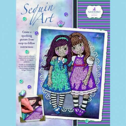 Sequin Art - Branded