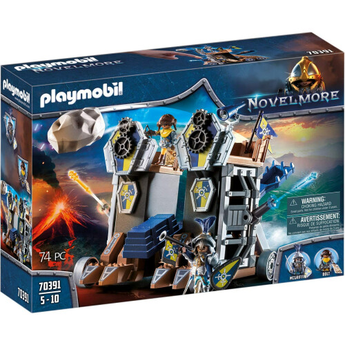 Playmobil 70391 Novelmore Mobile Fortress