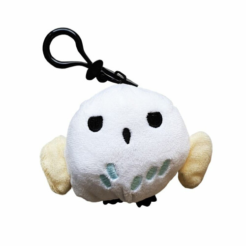Harry Potter Plush Keychain - Hedwig