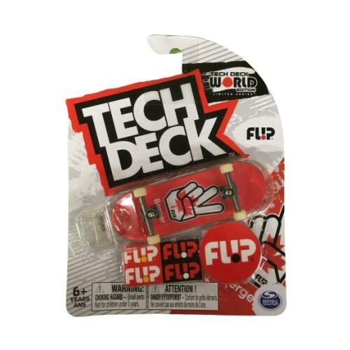 Tech Deck - World Edition - Flip Berger