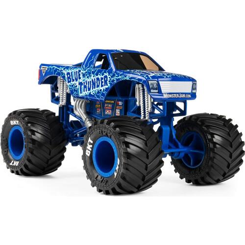 Monster Jam 1:24 - Blue Thunder