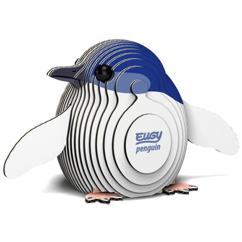 Eugy - 3D Model Craft Kit - Penguin