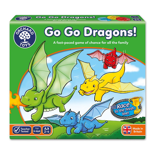 Orchard Go Go Dragons !