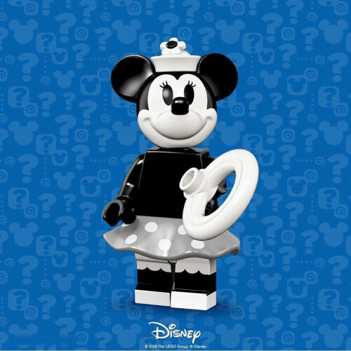 Lego Disney Minifigure Series 2 Vintage Minnie