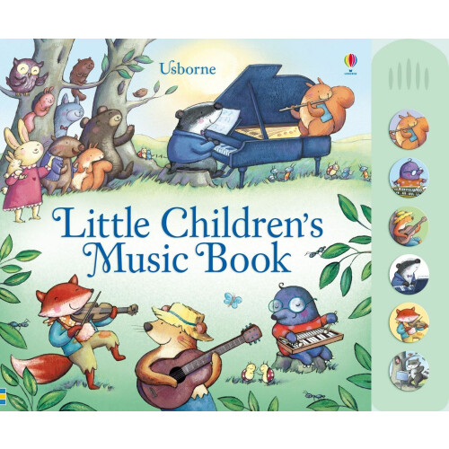 Usborne Books - Little Children's Music Book