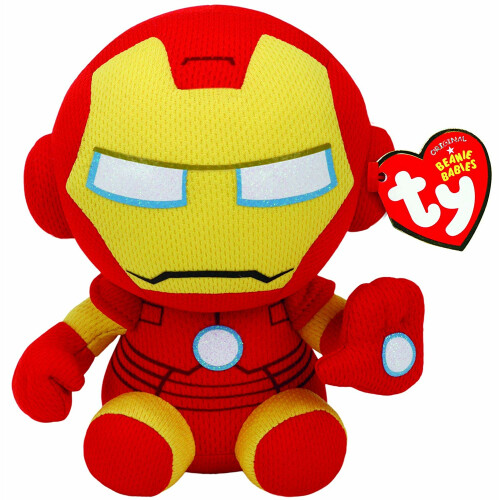 Ty Beanie Babies Iron Man
