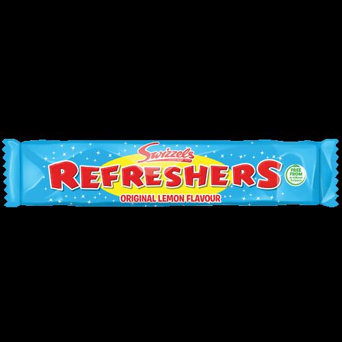 Swizzels Refresher Original Lemon Chew Bar