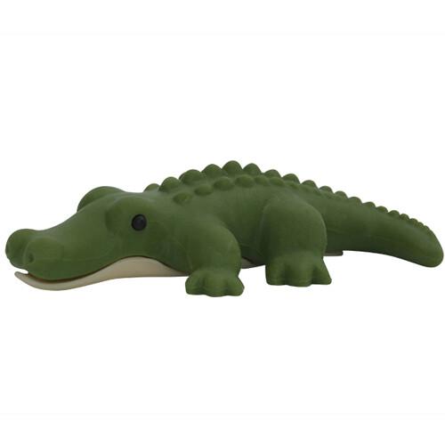 Iwako Puzzle Eraser - Safari - Crocodile