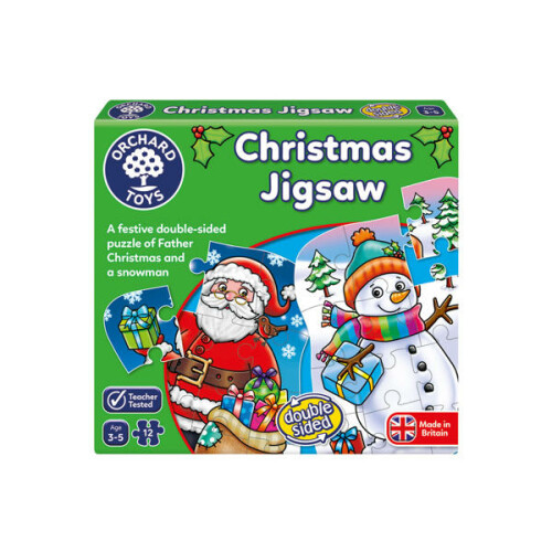 Orchard Christmas Jigsaw Mini Puzzle
