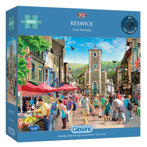 Gibsons Keswick 1000pc Puzzle