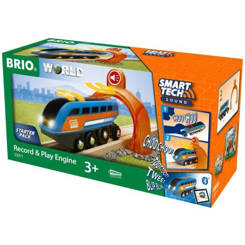 Brio 33971 Smart Tech Sound Record & Play Engine