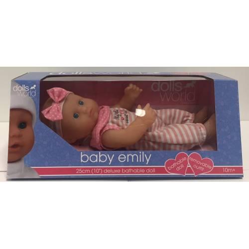 Dolls World Baby Emily