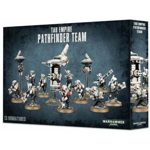 Warhammer 40,000 - T'au Empire Pathfinder Team
