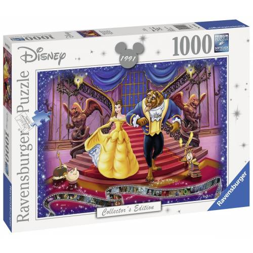Ravensburger 1000pc Disney Collector's Edition Beauty & The Beast Jigsaw Puzzle